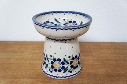 ポーランド陶器 ペットのお皿